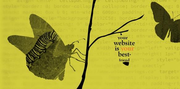your website is your best friend